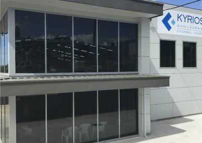 commercial kyrios building