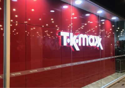 COMMERCIAL HOME TKMAXX